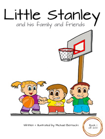 Little Stanley and his family and friends (Book 1 of 200) Cover