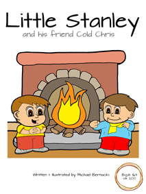 Little Stanley and his friend Cold Chris (Book 163 of 200) Cover