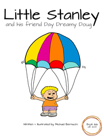 Little Stanley and his friend Day Dreamy Doug (Book 166 of 200) Cover