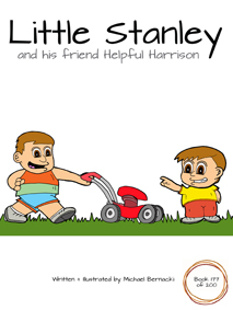 Little Stanley and his friend Helpful Harrison (Book 177 of 200) Cover