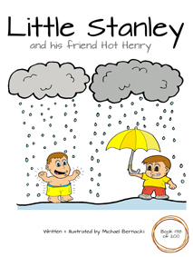 Little Stanley and his friend Hot Henry (Book 178 of 200) Cover
