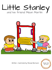 Little Stanley and his friend Mean Martin (Book 182 of 200) Cover