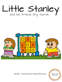 Little Stanley and his friend Shy Sarah (Book 189 of 200) Cover