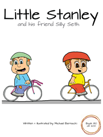 Little Stanley and his friend Silly Seth (Book 190 of 200) Cover