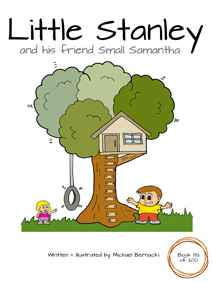 Little Stanley and his friend Small Samantha (Book 192 of 200) Cover