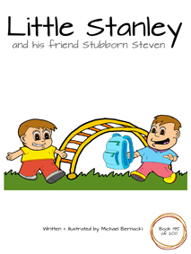 Little Stanley and his friend Stubborn Steven (Book 195 of 200) Cover