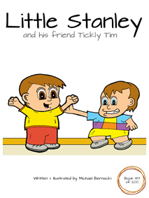 Little Stanley and his friend Tickly Tim (Book 197 of 200) Cover