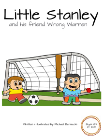 Little Stanley and his friend Wrong Warren (Book 199 of 200) Cover