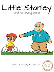 Little Stanley and his loving uncle (Book 8 of 200) Cover