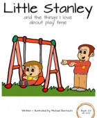 Little Stanley and the things I love about play time