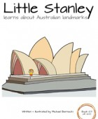 Little Stanley learns about Australian landmarks