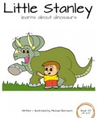 Little Stanley learns about dinosaurs