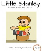 Little Stanley learns about his potty