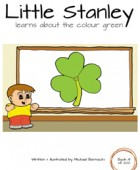 Little Stanley learns about the colour green