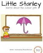 Little Stanley learns about the colour pink
