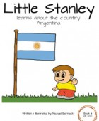 Little Stanley learns about the country Argentina