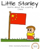 Little Stanley learns about the country China