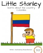 Little Stanley learns about the country Colombia