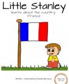 Little Stanley learns about the country France