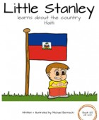 Little Stanley learns about the country Haiti