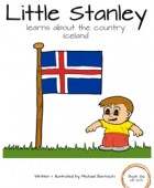 Little Stanley learns about the country Iceland