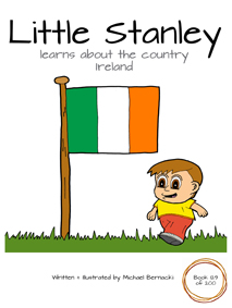 Little Stanley learns about the country Ireland
