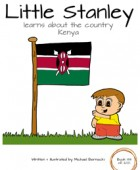 Little Stanley learns about the country Kenya