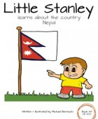 Little Stanley learns about the country Nepal