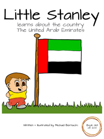 Little Stanley learns about the country The United Arab Emirates