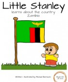 Little Stanley learns about the country Zambia