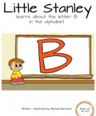 Little Stanley learns about the letter B in the alphabet