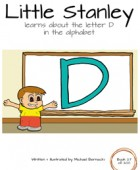 Little Stanley learns about the letter D in the alphabet