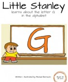 Little Stanley learns about the letter G in the alphabet