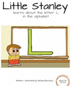 Little Stanley learns about the letter L in the alphabet