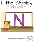 Little Stanley learns about the letter N in the alphabet