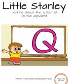 Little Stanley learns about the letter Q in the alphabet