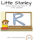 Little Stanley learns about the letter R in the alphabet