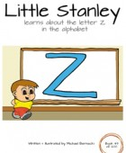 Little Stanley learns about the letter Z in the alphabet