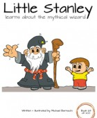 Little Stanley learns about the mythical wizard