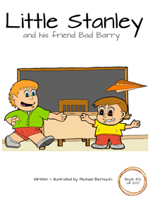 Little Stanley and his friend Bad Barry (Book 152 of 200) Cover