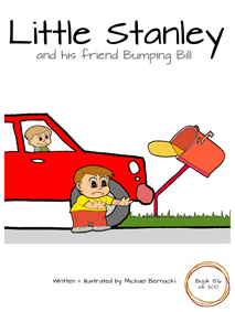 Little Stanley and his friend Bumping Bill (Book 156 of 200) Cover