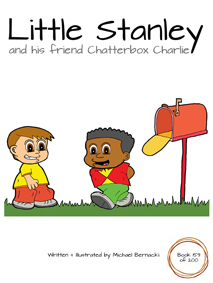 Little Stanley and his friend Chatterbox Charlie (Book 159 of 200) Cover